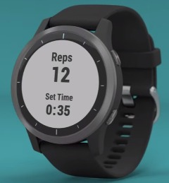 display touch garmin vivoactive 4
