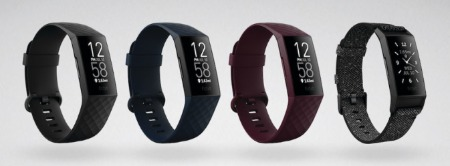 modelli fitbit charge 4