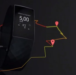 fitbit charge 4 mappe