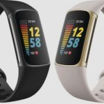 fitbit charge 5 smartband